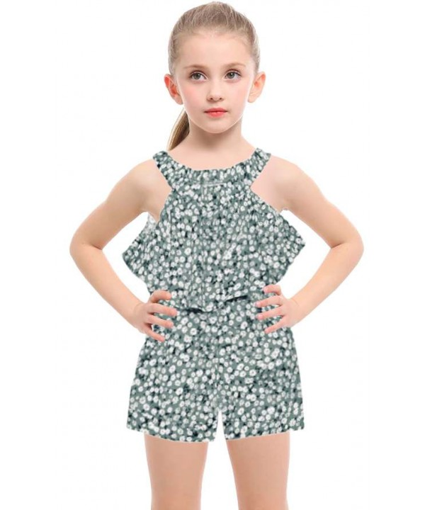1-2-3 age fabric salopet girls dress wholesale model-c