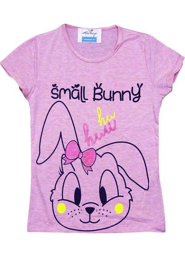 3-4-5-6-7 yaş ucuz kız çocuk tişört toptan R1