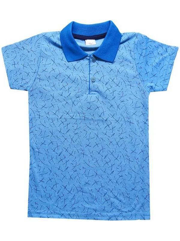3-4-5-6-7 age lacoste collar boy t-shirt summer color 4