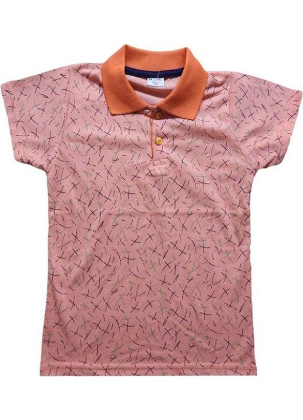 3-4-5-6-7 yaş lacoste yaka erkek çocuk  t-shirt yaz rengi 5