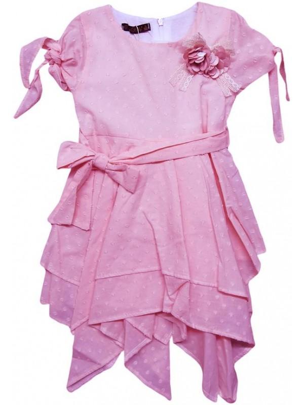 2-3-4-5 лет девушки нового сезона одеваются летом цвет 1