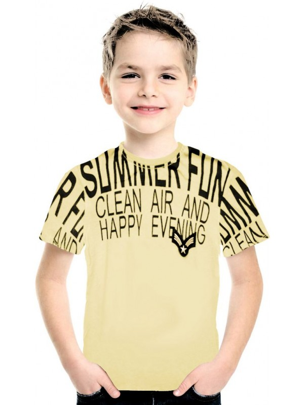5-6-7-8 age summer boy t-shirt wholesale 1T