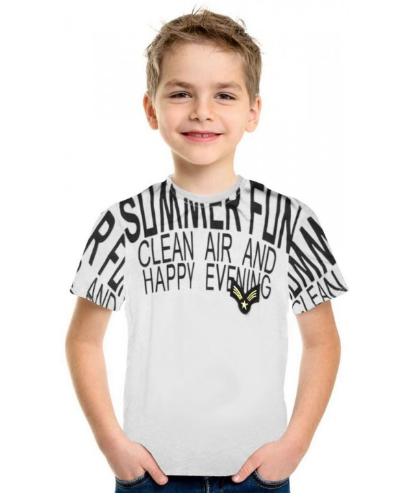 Летняя футболка для мальчиков 5-6-7-8 лет оптом 2Т