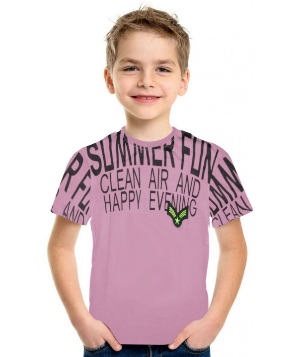 5-6-7-8 age summer boy t-shirt wholesale 3T
