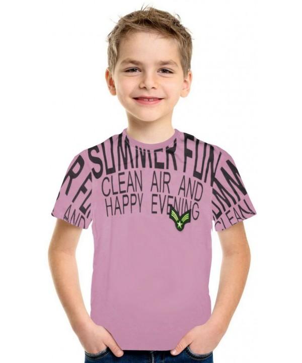 Летняя футболка для мальчиков 5-6-7-8 лет оптом 3Т