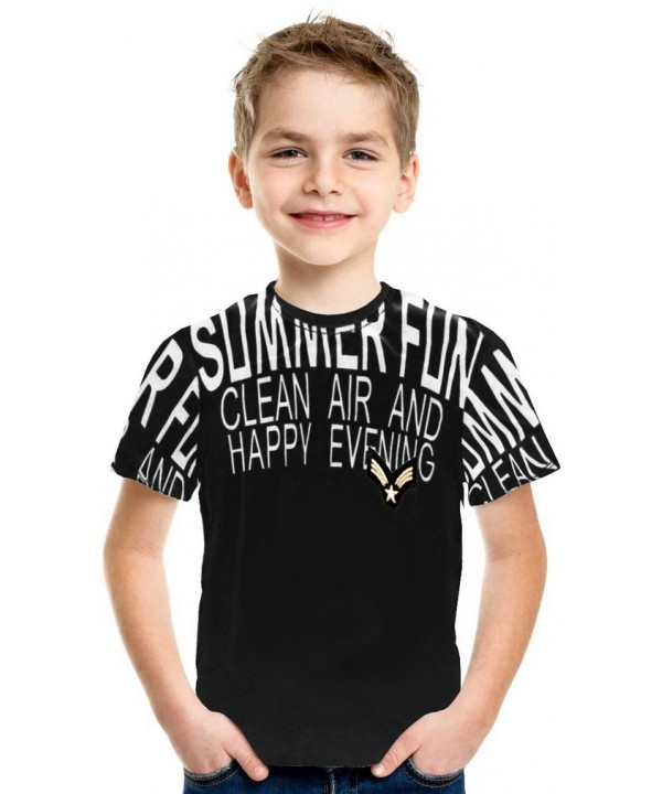5-6-7-8 age summer boy t-shirt wholesale 4T