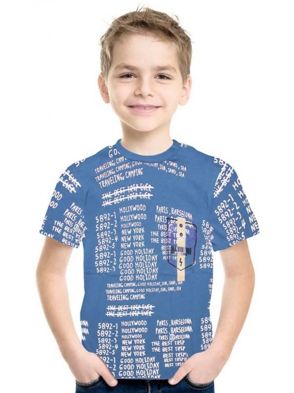9-10-11-12 age summer boy t-shirt wholesale 4K
