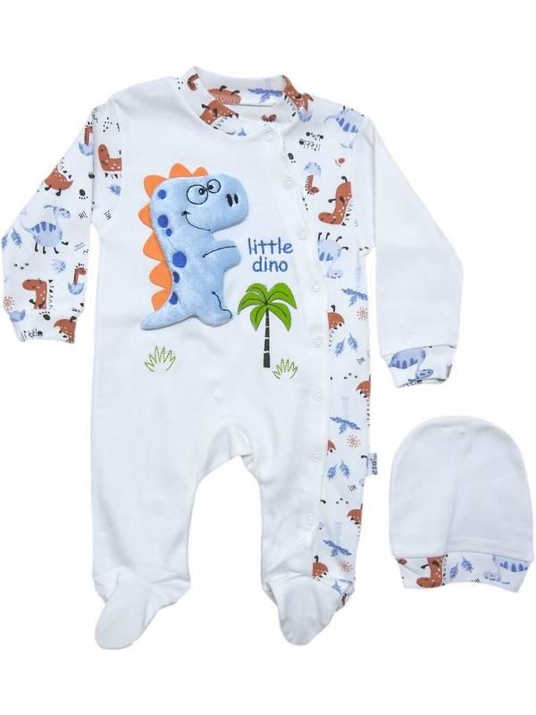 3-6-9 months boy girl baby 100% cotton jumpsuit 2code