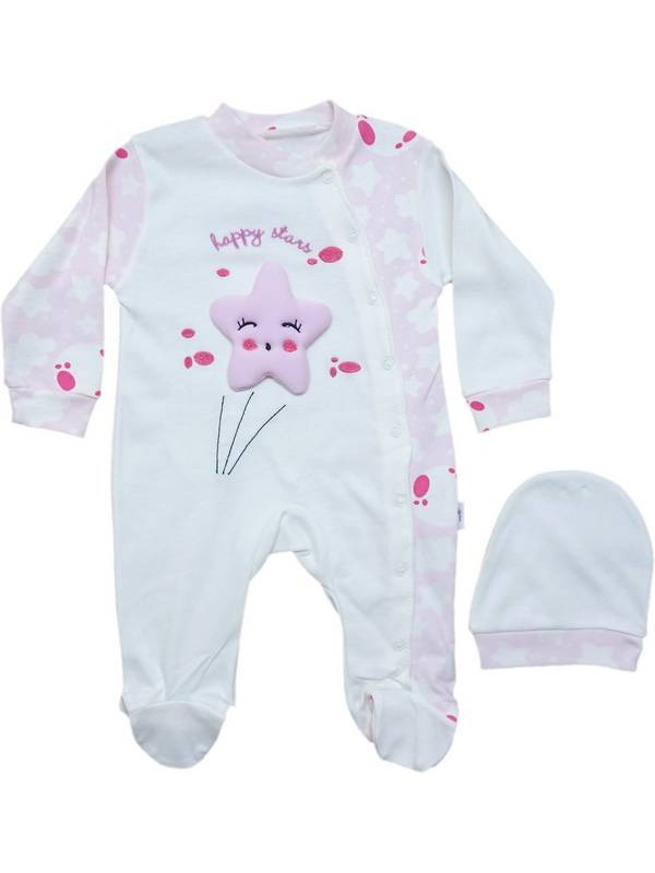 3-6-9 months boy girl baby 100% cotton rompers 4kod