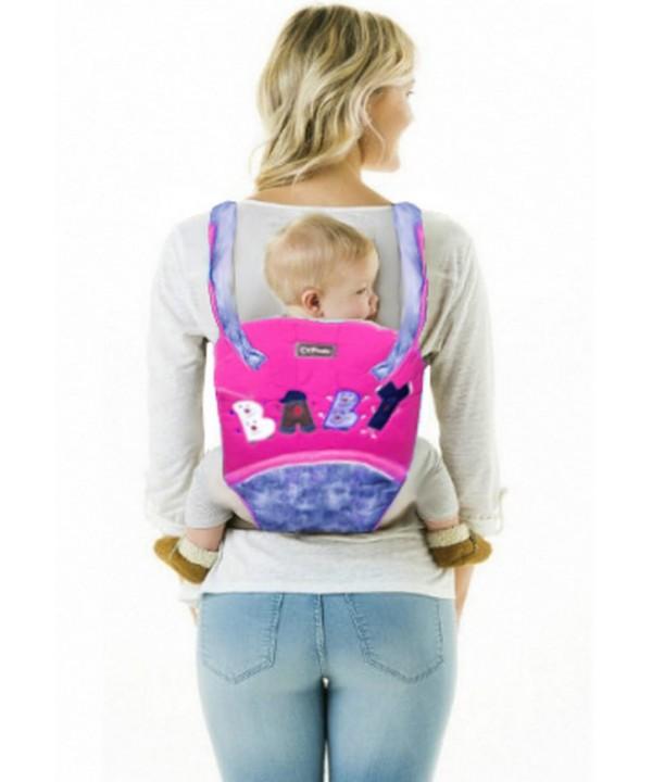 wholesale baby backpacks kangaroo fuchsia