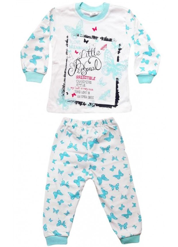 1-2-3 age girls pajamas boys pajama sets PJM3