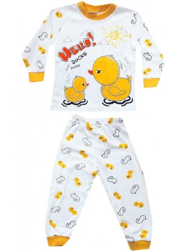 1-2-3 age Wholesale kids pajama sets PJM4