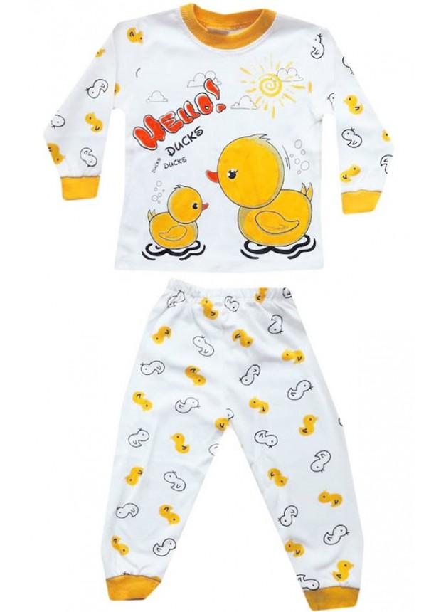 1-2-3 года Оптовые детские пижамные комплекты PJM4