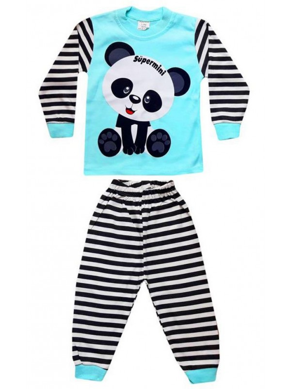 1-2-3 age Wholesale kids pajama sets PJM5