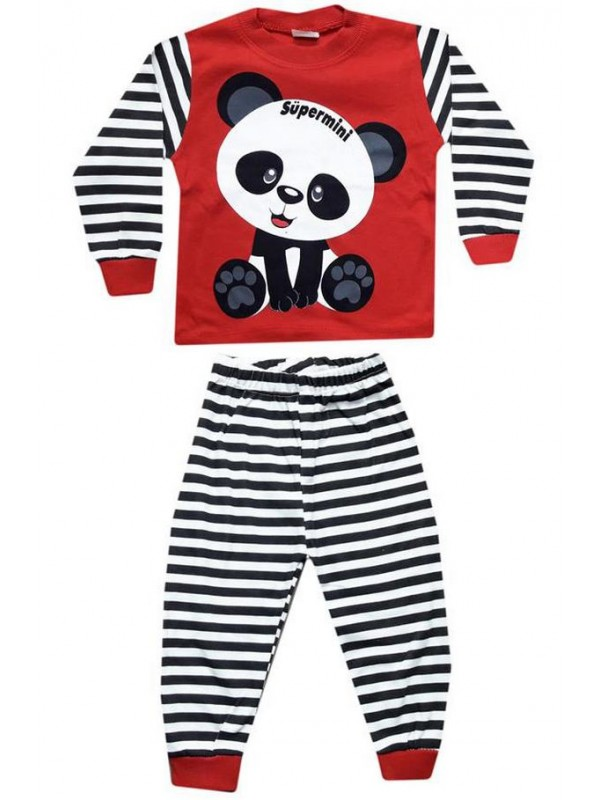 1-2-3 age Wholesale kids pajama sets PJM6