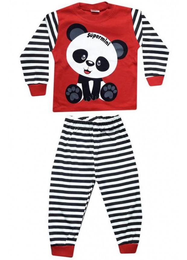 1-2-3 года Оптовые детские пижамные комплекты PJM6