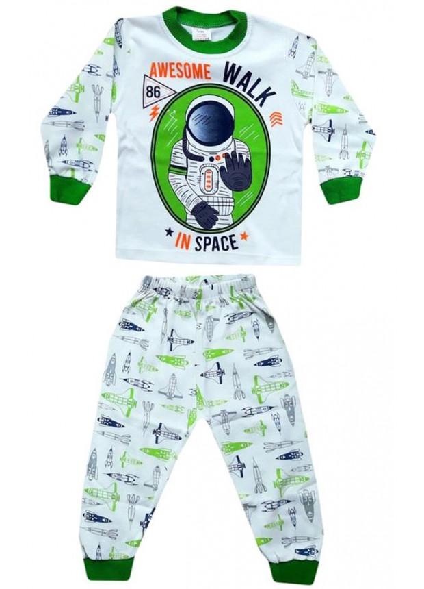 1-2-3 yaş Toptan çocuk pijama takımları PJM8