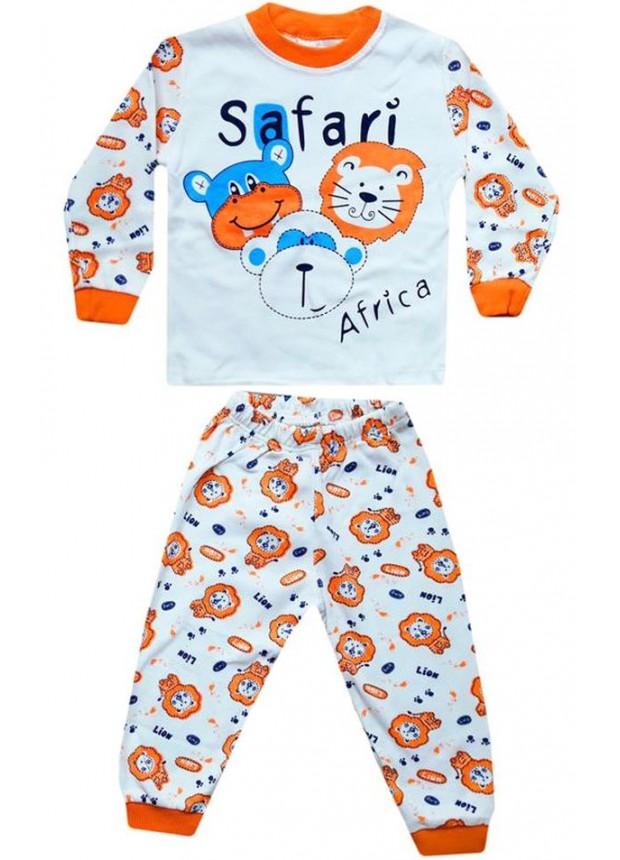 1-2-3 года Оптовые детские пижамные комплекты PJM12