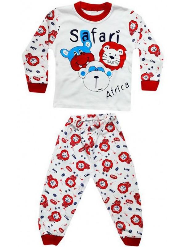 1-2-3 age Wholesale kids pajama sets PJM13