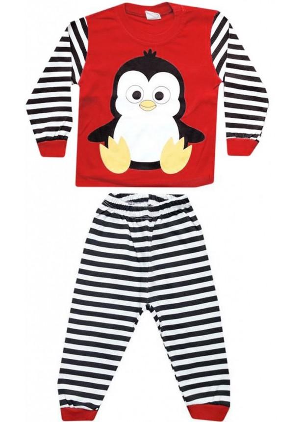 1-2-3 года Оптовые детские пижамные комплекты PJM14