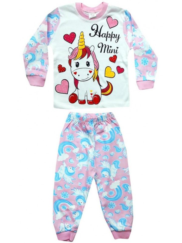 1-2-3 age Wholesale kids pajama sets PJM18