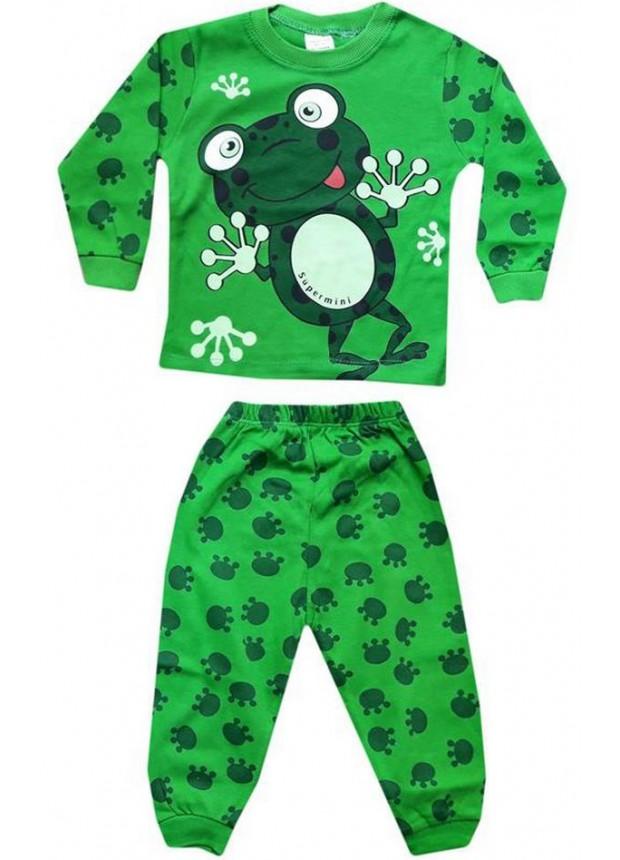 1-2-3 года Оптовые детские пижамные комплекты PJM19
