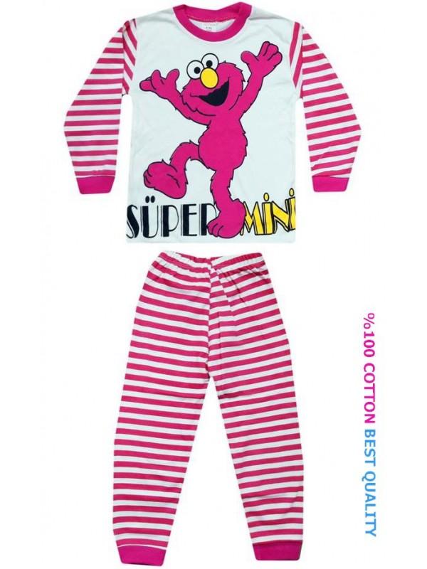 4-5-6 age wholesale children pajama sets model4