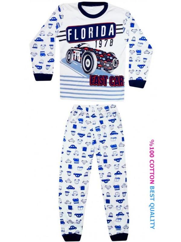 7-8-9 yaş çocuk pijama takımı toptan en kaliteli %100 pamuk