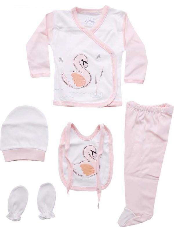 Одежда для новорожденных из 100% хлопка оптом дешево M5
