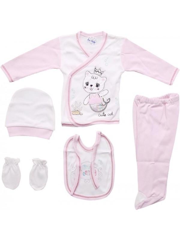 100% cotton newborn clothes wholesale box set cheap M7
