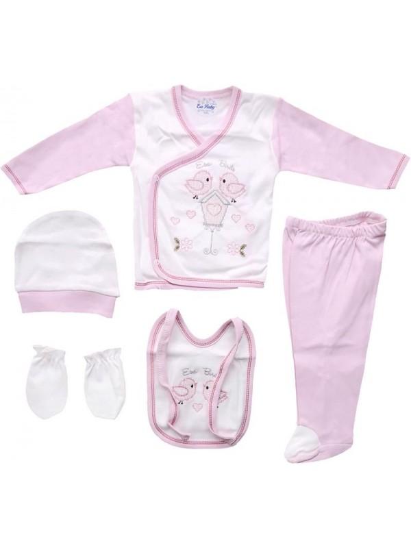 100% cotton newborn clothes wholesale box set cheap M10