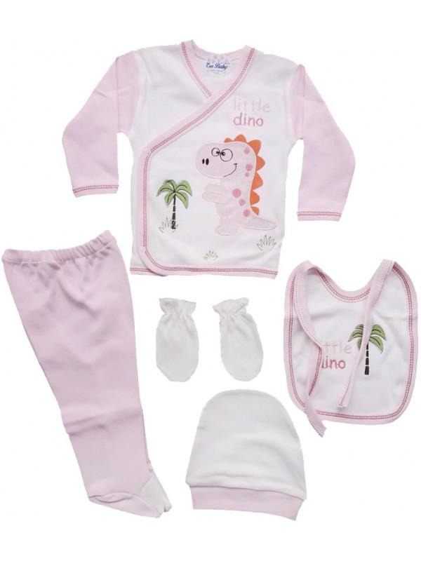 Комплект одежды для новорожденных из 100% хлопка оптом дешево M13