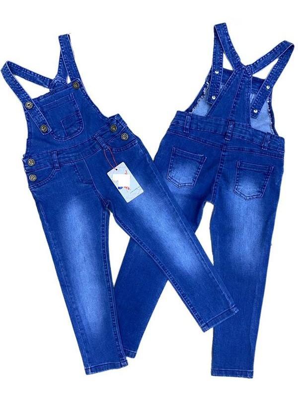 2-3-4-5-6-7-8-9-10-11-12-13 летняя девочка небрежные джинсы садовник джинсовое платье 4M