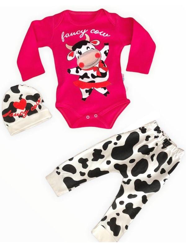 bebek tulum set toptan sonbahar bebek elbise toptan C5