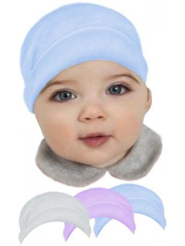 Bebek şapka toptan 1 pakette 12 adet