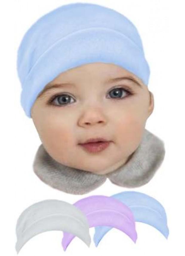 Детские шапки оптом 12 штук в 1 упаковке