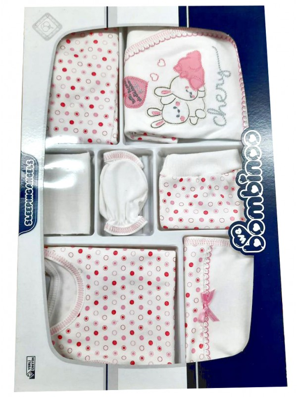 Newborn Clothes Box suits for babies wholesale pink