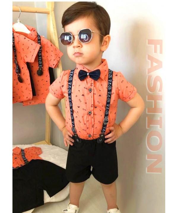1-2-3-4 age boy summer modern suit wholesale