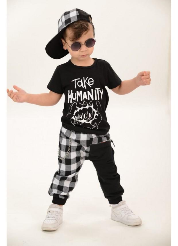 2/8 yaş erkek çocuk giyim toptan yazlık en lüks grup