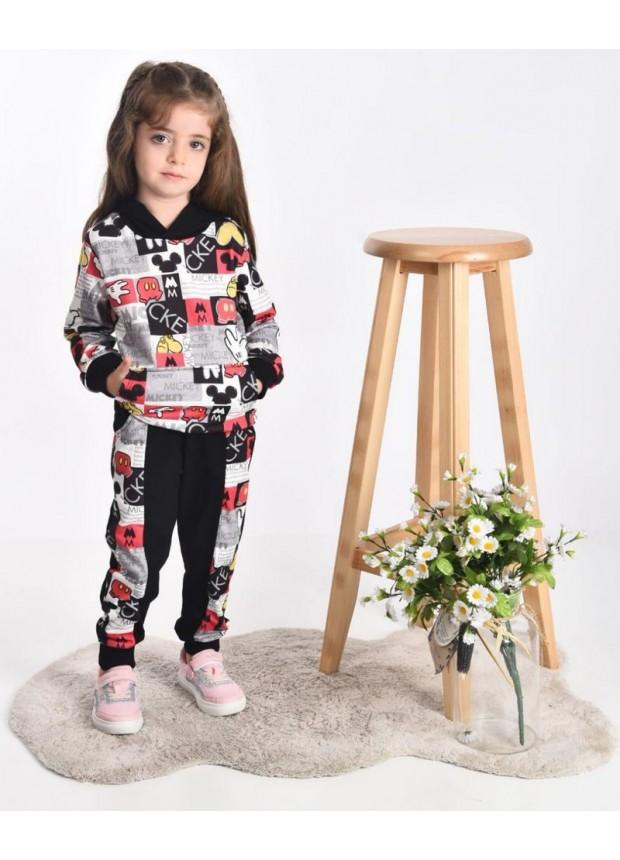 kız çocuk giyim çocuk toptan mickey mouse 3/10 yaş