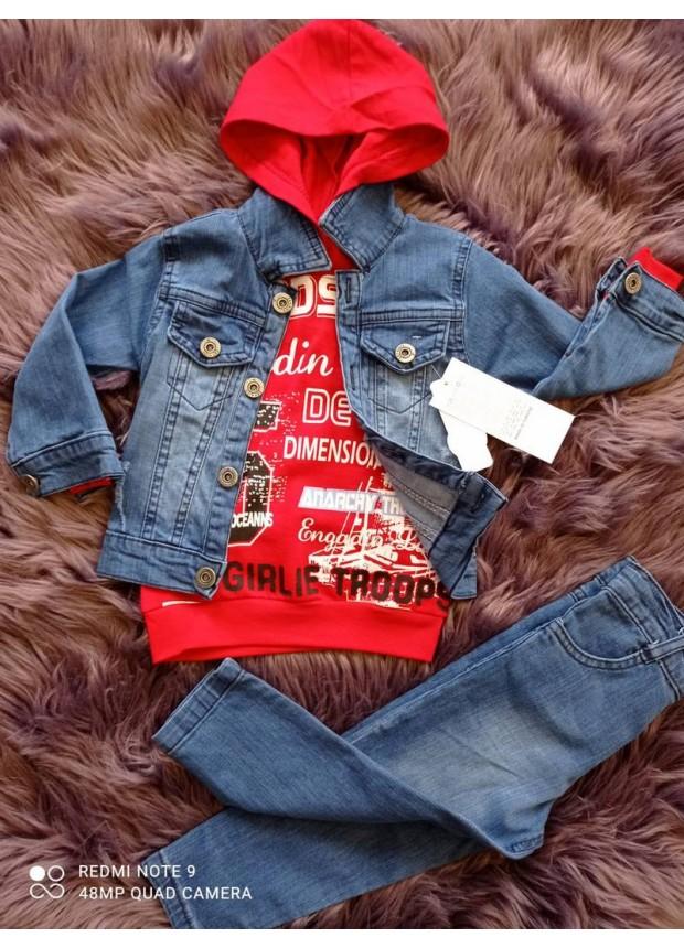 2 3 4 5 age seasonal boy jeans suit wholesale super model1