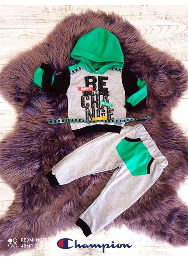 2 3 4 5 age boy's kids sweatpants suit wholesale model3