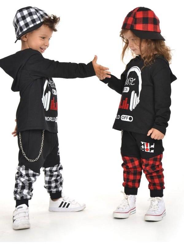 winter autumn unisex children's clothing wholesale 2/8 ages