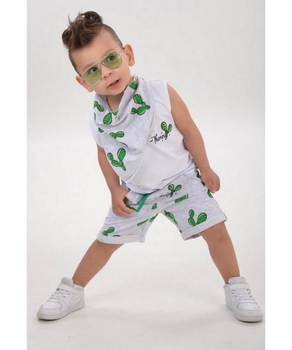 2 / 8 age summer boy clothing wholesale