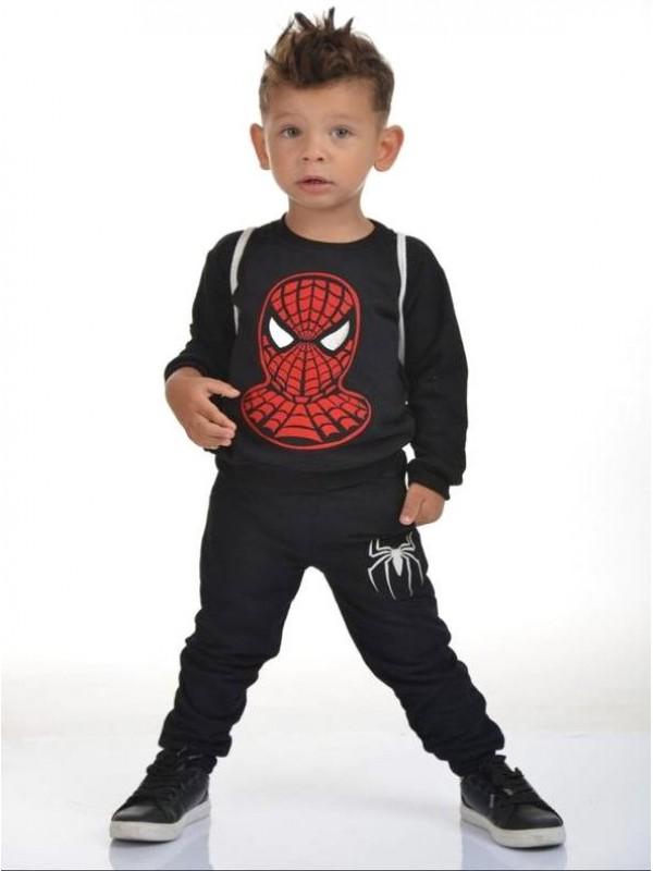 winter kids boys clothes wholesale 2/8 ages spiderman