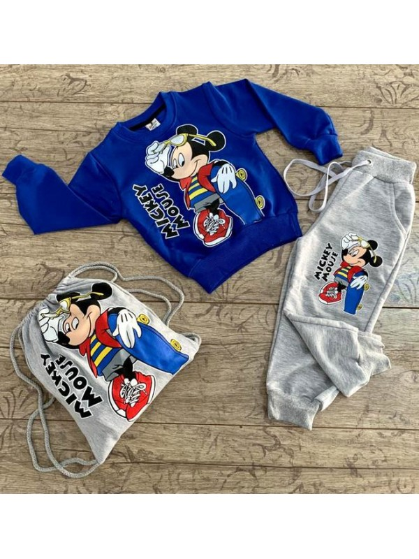 children's clothing wholesale winter tracksuit set 1/6 years cute