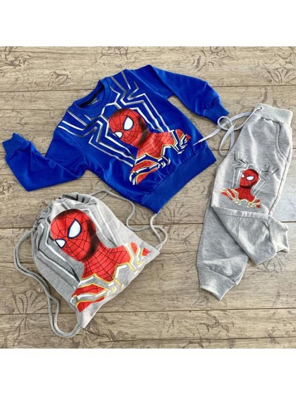 children kid clothing wholesale winter tracksuit set 1/6 age masked man