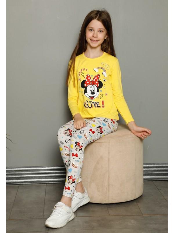 детская одежда для девочек пижамы 3/10 возраст красочные