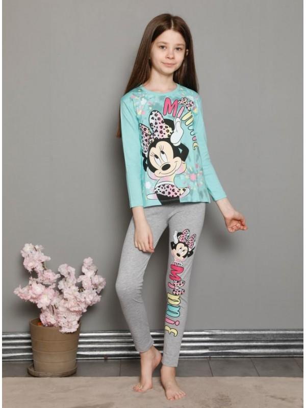 детская одежда для девочек пижамы от 3 до 10 лет турецкие товары