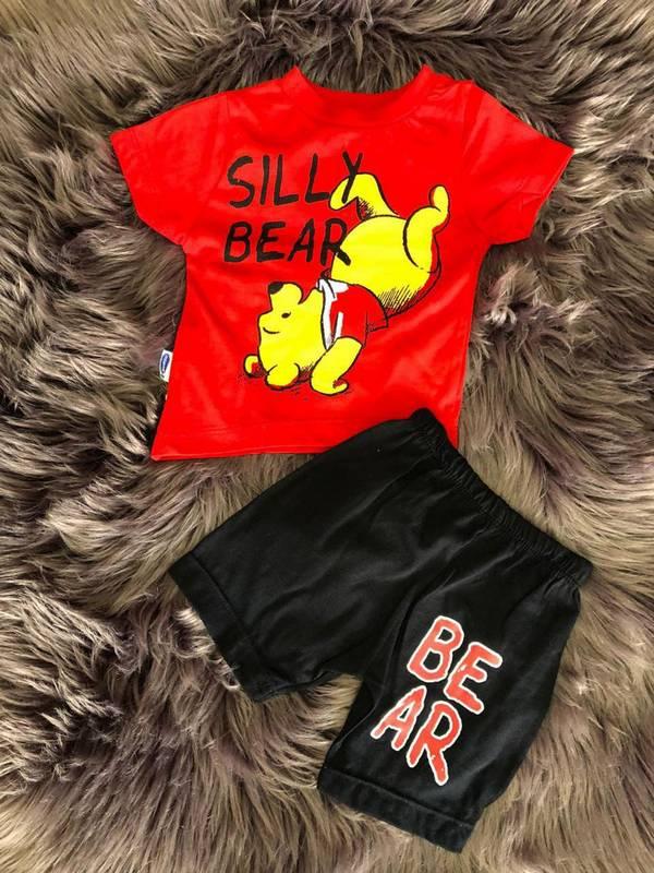 1 2 3 4 age summer children's clothing wholesale double suit M3